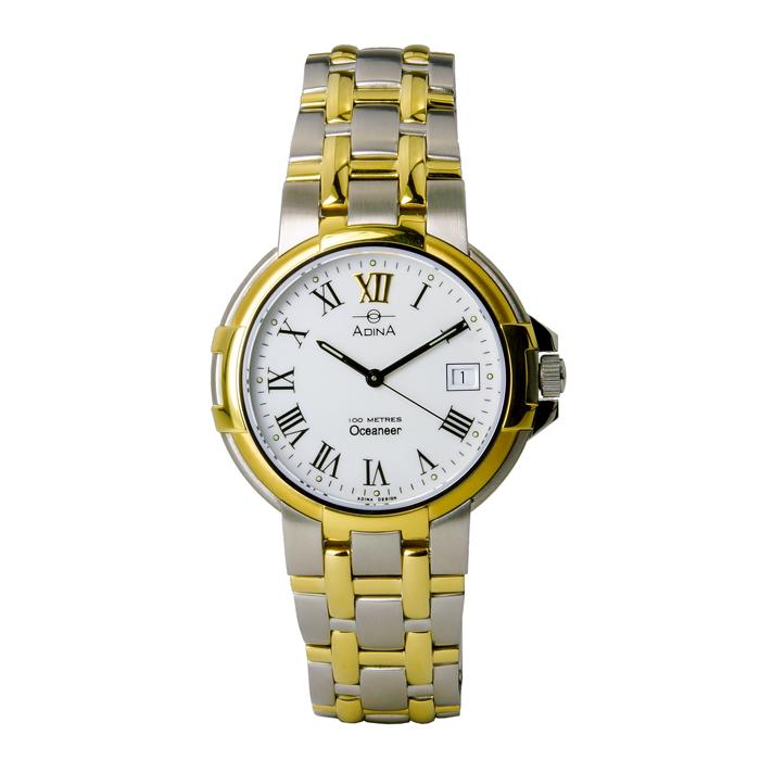 Adina Oceaneer Sports Dress Watch Nk148 T1Rb