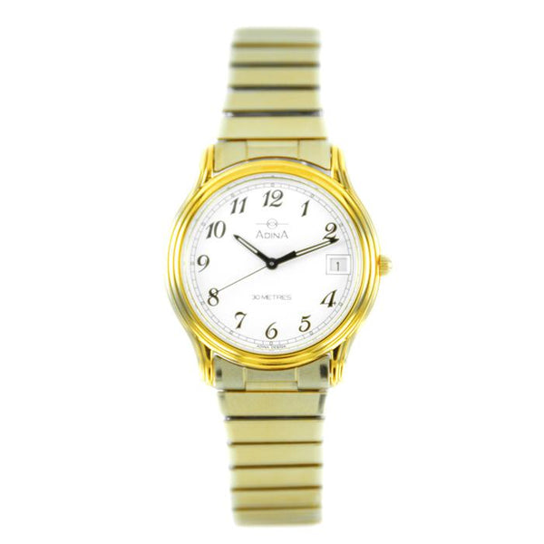 Adina Everyday Dress Watch Nk39 G1Fe