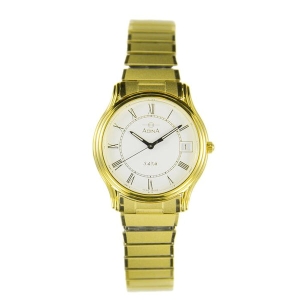 Adina Everyday Dress Watch Nk39 G1Re