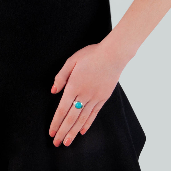 Najo -Dover Ring Amazonite