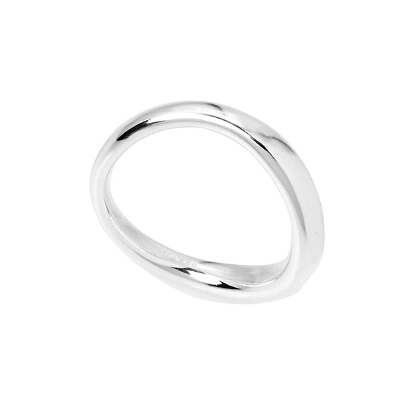 Najo Sterling Silver Halo Ring