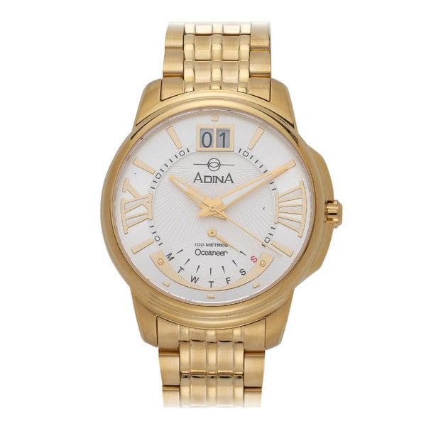Adina Oceaneer Sports Dress Watch Rw12 G1Xb