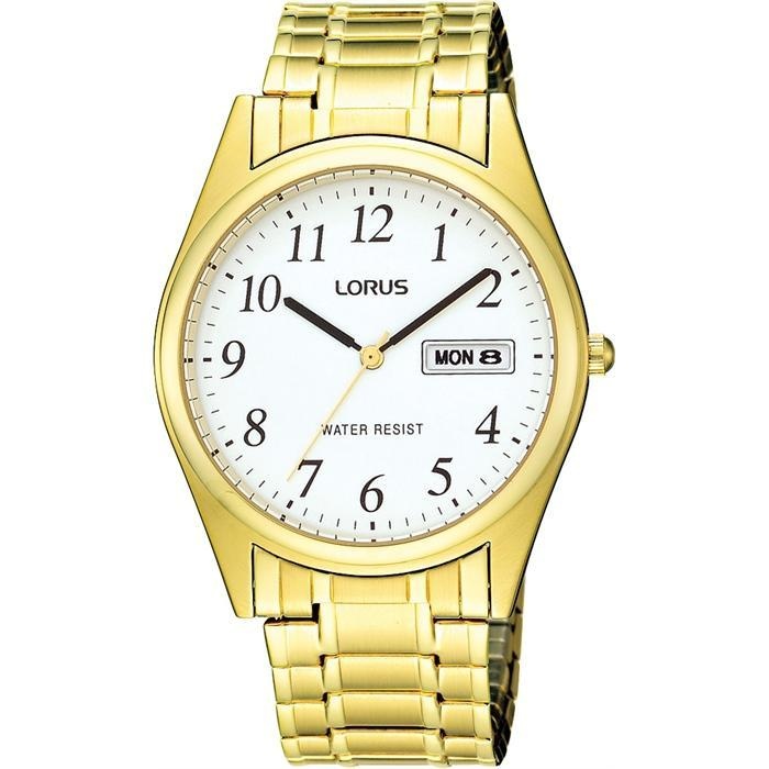LORUS - Mens Gold Watch