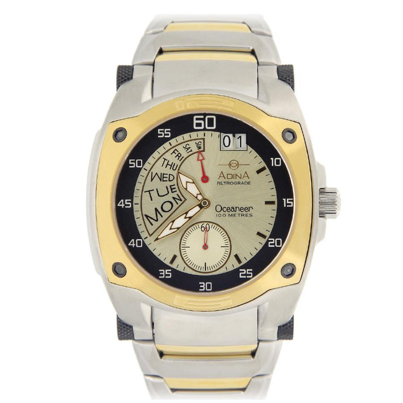 Adina Oceaneer Retrograde Sports Watch Ys20 T3Xb