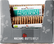 Load image into Gallery viewer, Organic Müsli Biscuits