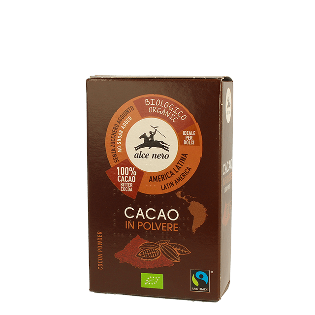Cocoa Powder - Organic & Fairtrade