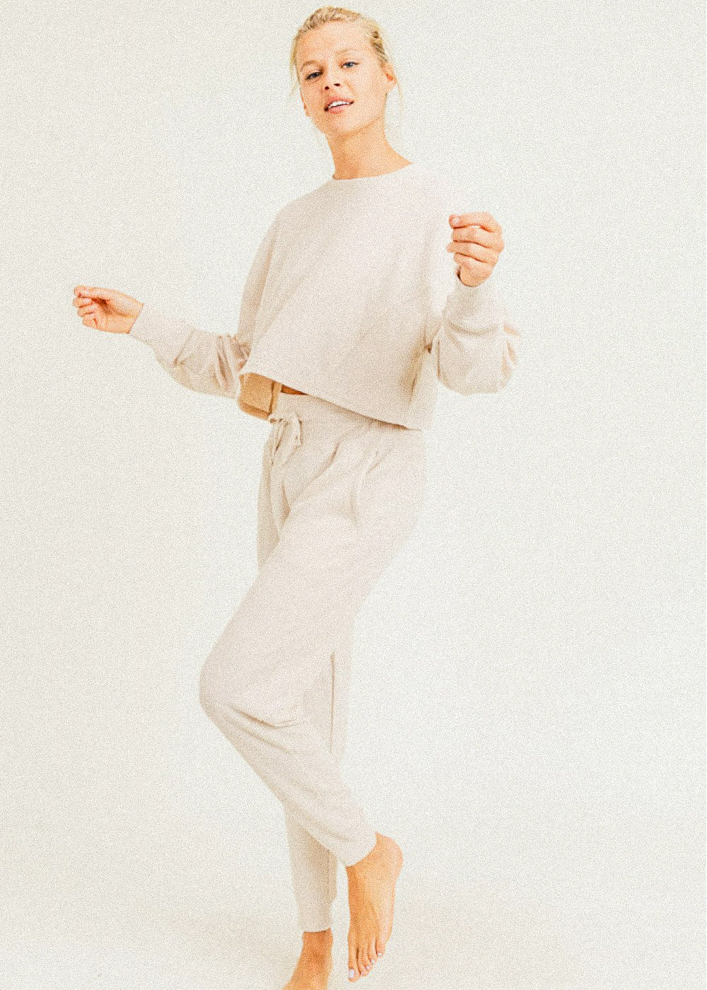 Tempo Cropped Pullover