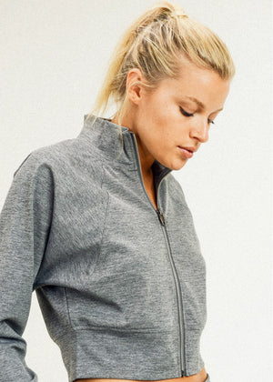 Flow Crop Jacket