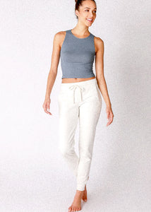 Ribbed Sun Crop Top