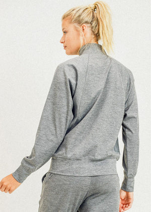 Side-Paneled Jacket