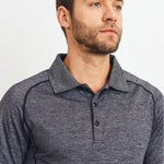 Two-Button Golf Shirt