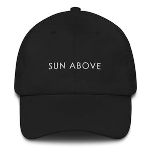 Sun Above Dad hat