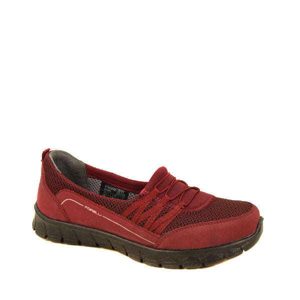 Women's Claret Red Sport Shoes