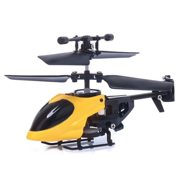Micro Infrared RC Drone with Gyroscope Remote Control
