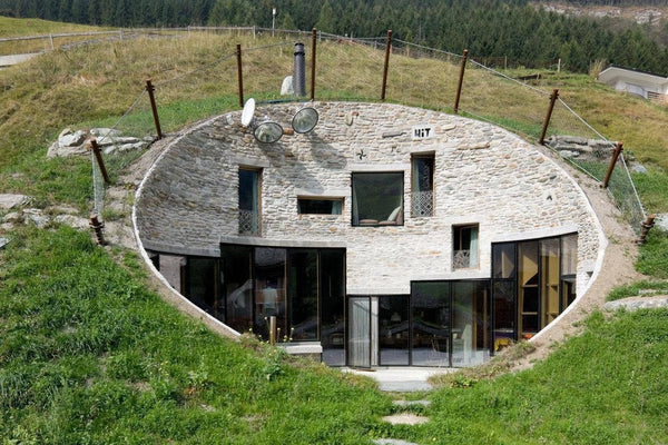 The Worlds Most extraordinary homes