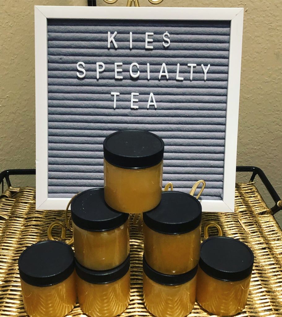Kie's Specialty Tea No Additives Creamy Organic Honey From The Hive