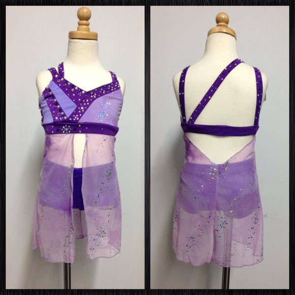 NB13 Purple Versatile Costume