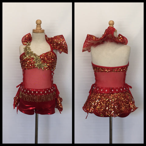 Child Musical Theater Dance Costumes Resale Dance