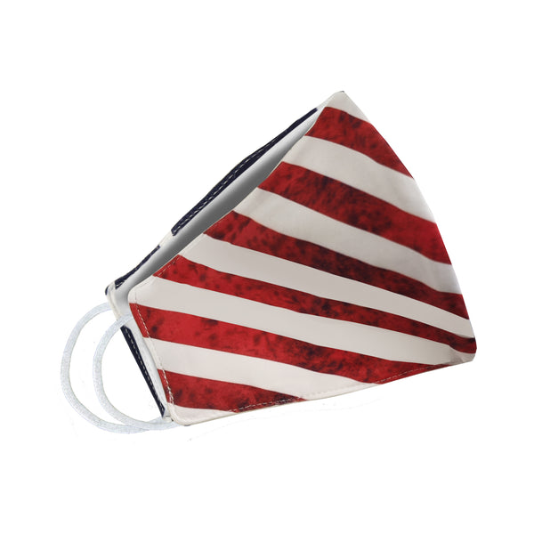 Youth American Flag Face Mask