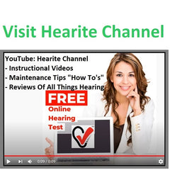 Hearite Channel: Reviews, How To's, Maintenance Up Close