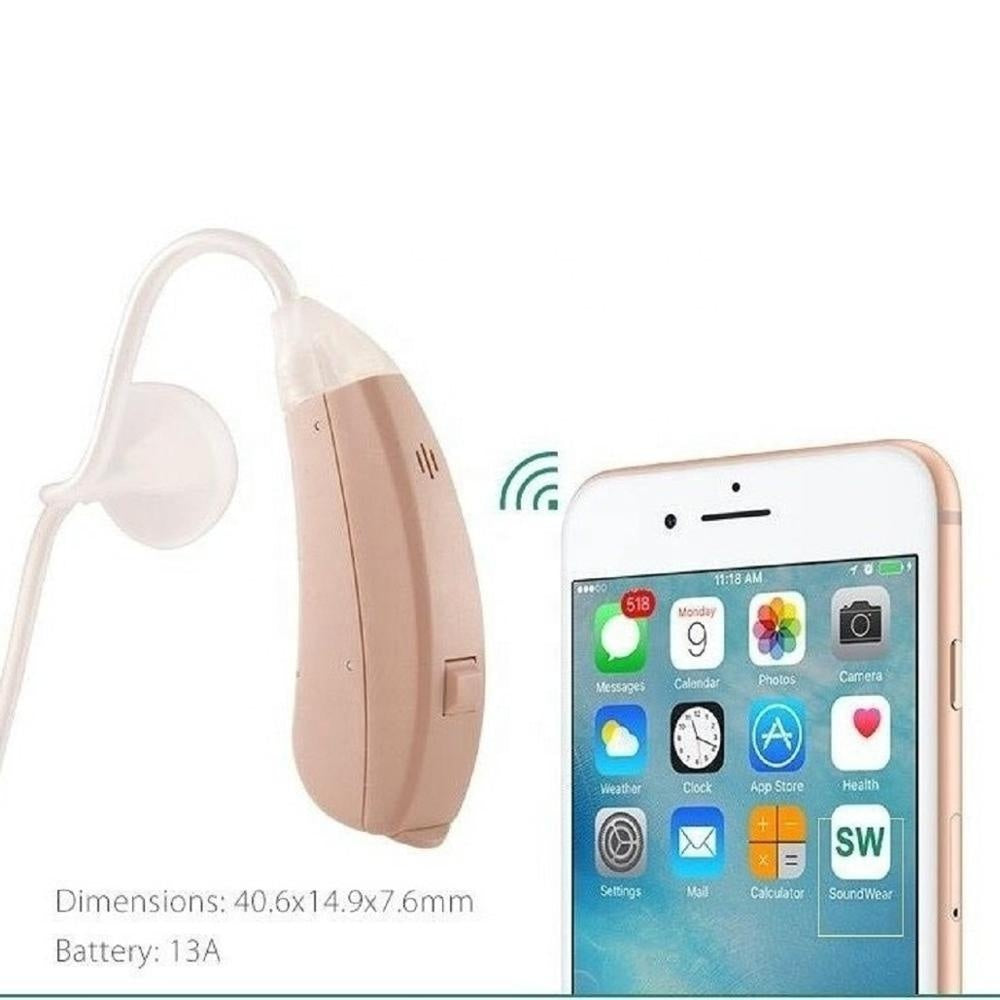 LUV-a Hearing Aid (App Use) - hearite.com