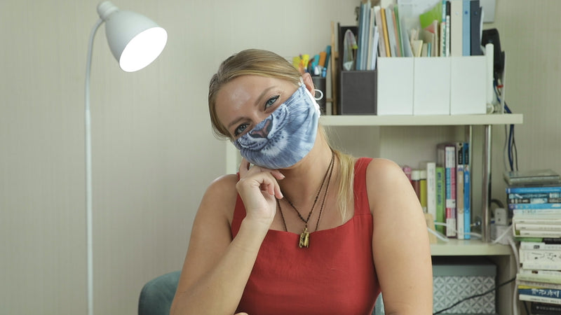 Which fabric to use? – How to make DIY masks with things in your house.