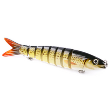 Load image into Gallery viewer, TriggerStrike Realistic Minnow Lures