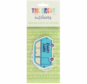 Campervan Woodland Scented Air Freshener