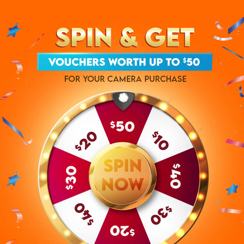 Spin & Get