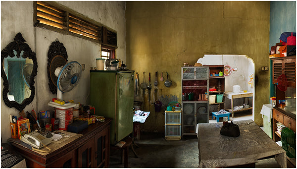 Still life photographs can be just anything that doesn't move. An Old Home,Indonesia. (24mm lens, 1/60sec. f/2.8, ISO1250)