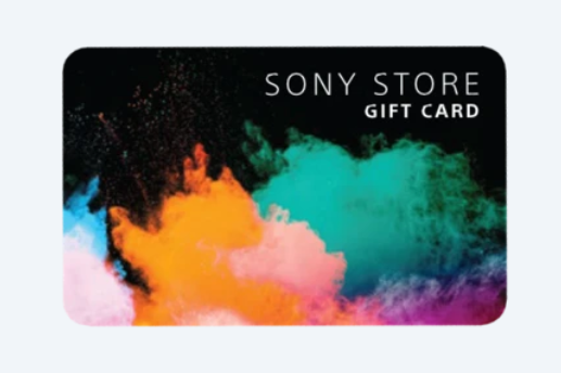 Sony Store $50 Gift Card