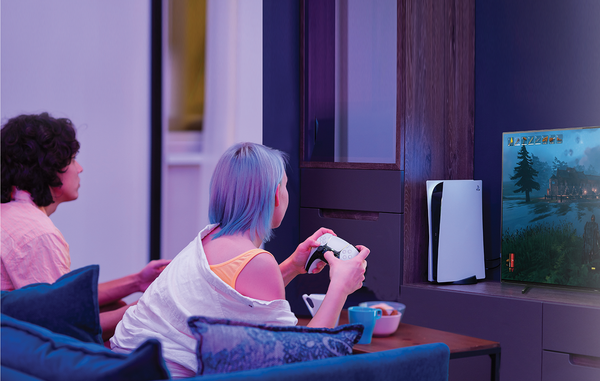 Stay home and game with PlayStation