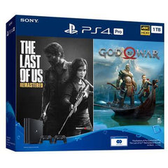 PlayStation®4 Pro God of War™ / The Last of Us™ Remastered Bundle