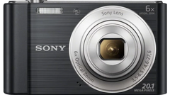 W810 Compact Camera with 6x Optical Zoom