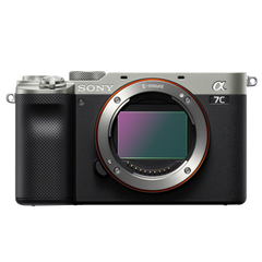 [PRE-ORDER] α7C 35mm Full-frame Mirrorless Interchangeable Lens Camera (Body Only)
