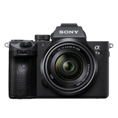 A7 III 35mm Full-Frame Image Sensor (Body with SEL2870 Lens)