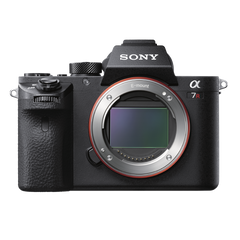 A7R II 35mm Full-Frame Camera With Back-Illuminated Image Sensor (Body Only)