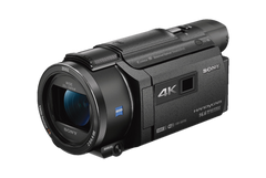 AXP55 4K Handycam® with Built-in projector