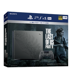 PlayStation®4 Pro The Last of Us Part II Limited Edition