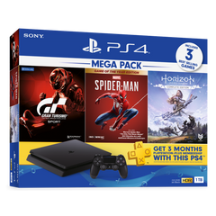PlayStation®4 MEGA PACK #3 Bundle Pack (1TB)