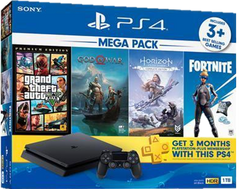 PlayStation®4 MEGA PACK 2 Bundle Pack (1TB)