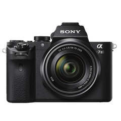 α7 II 35mm E-mount Camera with Full-Frame Sensor (Body with SEL2870 Lens)