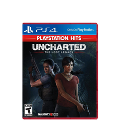 Uncharted The Lost Legacy PlayStation® Hits