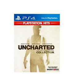 UNCHARTED: The Nathan Drake Collection PlayStation®Hits