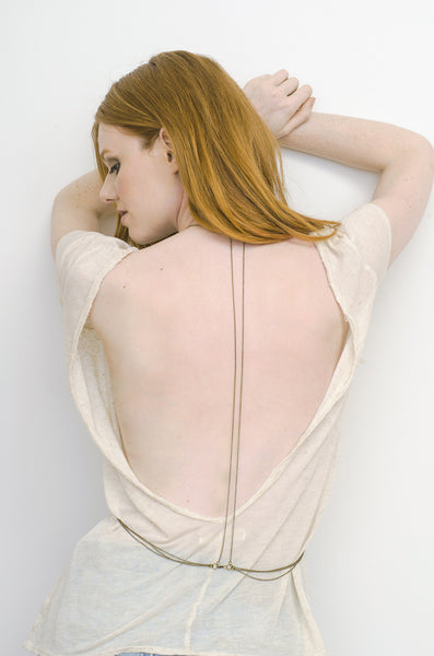 Marfa Body Chain