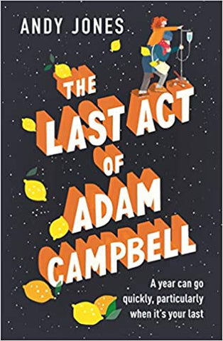 The Last Act of Adam Campbell Paperback (Pre-Order)