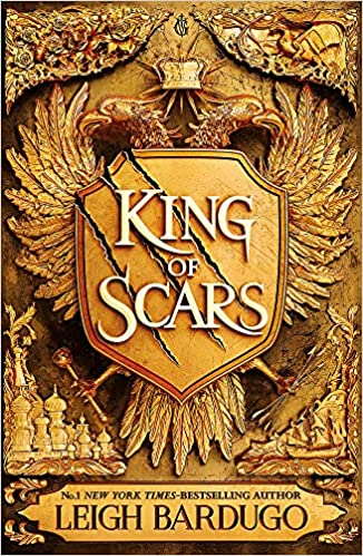 King of Scars: - Paperback