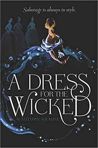 A Dress for the Wicked Paperback - Pre Order