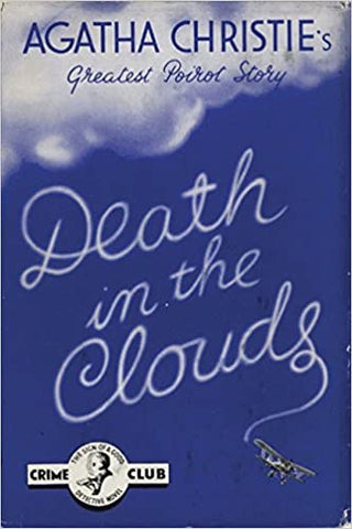 DEATH IN THE CLOUDS (Limited edition)