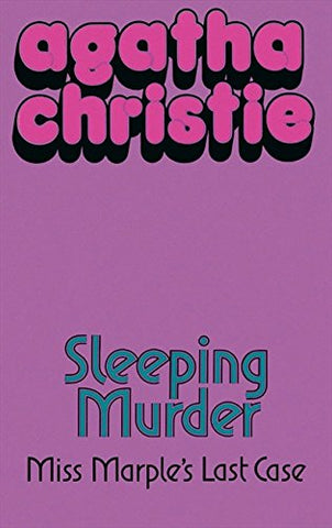 SLEEPING MURDER (Facsimile edition) Hardcover